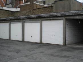 Gesloten garagebox nr 6