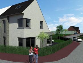 Dit kleinschalig woonproject voorziet 15 betaalbare woningen op een rustige locatie in het centrum van Gistel. De woningen worden voorzien van een ink