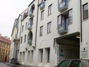 Ondergrondse autostaanplaats nr 2 in Residentie Ten Eeckhoute