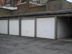 Gesloten garagebox 2 op een centrale ligging in de werkhuisstraat te Brugge.