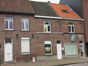 Deze gezellige woning met ruim terras en stadstuintje heeft een interessante ligging in Sint-Andries, langs een invalsweg naar het centrum van Brugge.