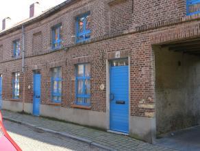 Ruime 3 slpk woning op een rustige en fijne woonplek in de stadskern van Brugge. Winkels, school, openbaar vervoer en station (1km) op wandelafstand,