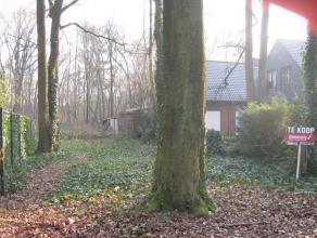 Uniek gelegen perceel villagrond van 2703m² te Aalter - Loveld. Residentiële ligging in een bosrijke omgeving en toch een vlotte verbinding