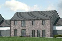 In het centrum van Veldegem bouwt Danneels 7 nieuwe woningen. Dit zowel haflopen als gesloten bebouwingen, voorzien van alle moderne comfort. Dit proj