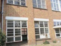 Brugge Assebroek In SchoolgebouwNOGSLECHTS2 TEKOOPRuime loft met tuin ontworpen vloeroppervlakte