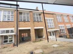 Brugge Assebroek , in oud Schoolgebouw  NOG SLECHTS 2 TE KOOPRuime loft van 212m2 tuin van 91m2