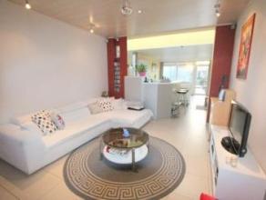 BRUGGESINT-ANDRIESinstapklaar luchtig woonhuis op 197 m2 , 3 slpks + grote zonnige tuinomvat: inkom met toilet, ruime living, grote luchti