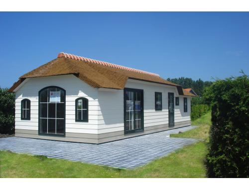 Huis te koop in heist aan zee amk94 for Chalet te koop breskens