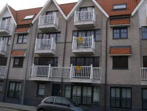 Residentie Barcadère.Laatste appartementen!Nieuwbouw appartement- gelegen op 2de verdieping- Syndickosten euro 50/maand- Fietsenberging inbegre