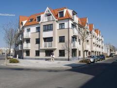"""Gelijkvloers appartement te Zeebrugge.Dit appartement bevindt zich  in de residentie """"Newport"""" vlakbij de jachthaven van Zeebrugge. Het appartement be"""