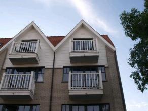 Instapklaar appartement:- ongemeubeld- 2 slaapkamers + terras- volledig uitgeruste keuken- Parking euro 50/maand- Kosten euro 60/maand
