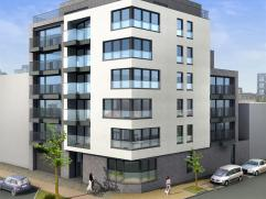 Nieuwbouwproject op de hoek van de Baron de Maerelaan en de Mercatorstraat te Zeebrugge.  Appartementen met een open en vrij zicht, vlakbij het stra
