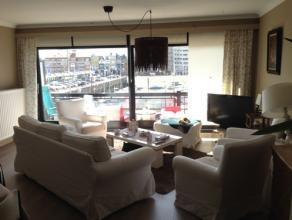 Zonnig, modern appartement aan de haven op de 2e verdieping van de residentie Havenzicht. Dit appartement bestaat uit: - inkomhal; - ruime leefruimte;