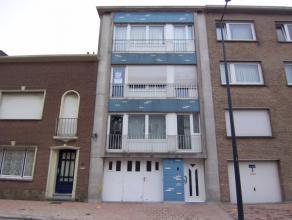 Knus appartementje met 2 slaapkamers op de 2e verdieping van een kleinschalig gebouw zonder lift.  Op wandelafstand van het centrum en winkelstraten.G