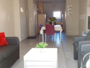 NIEUWPOORT Residentie Rodin Appartement met 2 slaapkamers. Recent dakappartement aan de zonnekant. Het appartement wordt gemeubeld verkocht. Aankoop v