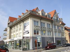 NIEUWPOORT Residenie Triniteyt Appartement met 1 slaapkamer. Het gebouw is volledig gerenoveerd in 2010. Het appartement heeft een private bergplaats.