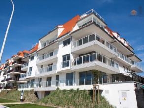 NIEUWPOORT Villa Emilia Mooi nieuwbouw appartement met 2 ruime slaapkamers. Zeer zonnig en ruim terras. Zeer mooie en volledige afwerking.