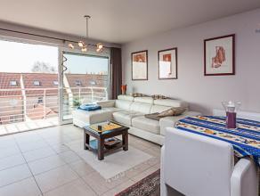 Appartement met 1 slaapkamer en slaaphoek gelegen op de tweede verdieping in de Residentie Neoportus. Zeer verzorgde afwerking en perfect onderhouden.