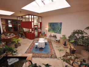Volumineus en karaktervol duplex appartement - gelijkvloers + 1° verdieping - centrum Oostende - 313 m² woonoppervlakte - eenvoudig opsplitsb