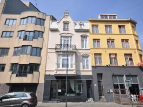 Handelsgelijkvloers op invalsweg Oostende - vlakbij Petit Paris - 60m² handelsgelijkvloers + keukenruimte.  - huur 500 euro /maand