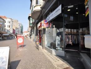 Handelspand op uiterst commerciële ligging - winkel wandelstraat nabij Wapenplein - 75 m² - ruime etalage - nieuwe handelshuurovereenkomst -