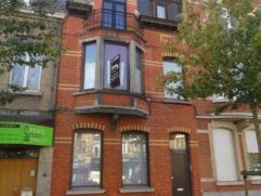 Laeken (réf : 7541) Situé dans un petit immeuble sans charge, superbe appartement composé d'un séjour, cuisine carrel&eacu