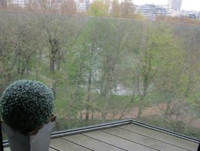 Prachtig nieuwbouw appartement gelegen aan het Leopoldpark. U hebt een prachtig open zicht op het park. Autostandplaats inbegrepen in de huurprijs, ge