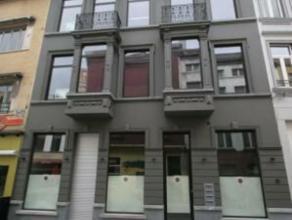 Volledig gerenoveerd appartement in een prachtig herenhuis - terras achtergelegen in het hartje van Oostende - op wandelafstand van het strander is 1