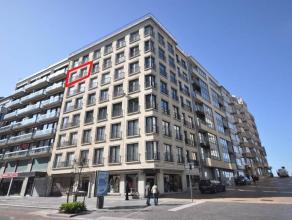 Gezellig appartement met 2 slaapkamers gelegen op slechts 100m van zee en strand en dicht bij het commercieel centrum. 6e verdieping. Uiterst geschikt
