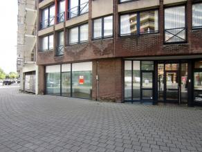 150 m², perfect geschikt voor interimkantoor of vrij beroep, vlakbij VDAB en werkwinkel, standingvol gebouw, onmiddellijk vrij!<br /> <br />