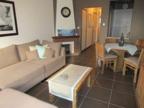 Zeer zonnig appartement met open zicht en dicht bij de Hippodroom. Op slechts 1 minuut van zee en strand. Gelegen op de 2° verdieping. 1 slaapkame