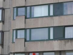 Zonnig centraal gelegen 2 slaapkamer appartement met zicht op het Leopoldpark. Er is een half ingerichte ruime keuken - de badkamer heeft een ligbad -