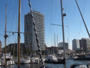 Appartement met schitterend zicht op zee, jachthaven en Maria Hendrikapark, 22 Â verdieping, 79 m², omvattende: living met balkon, ruime ha