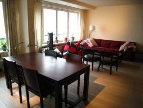 Zeer ruim appartement met 2 slaapkamers in het centrum van Oostende.  Modern en comfortabel ingericht.  Gelegen op een tweede verdieping.  Vlak bij ze