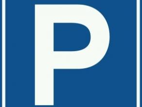 Parking Centrum plaats 234 op de 3de verdieping!