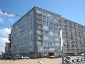 Ruim gelijkvloersappartement op de zeedijk van Oostende - Mariakerke met 1 slaapkamer. Momenteel verhuurd.  Ook uiterst goed gechikt voor vakantieverh