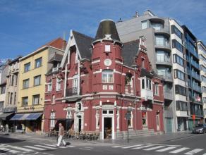 """""""Le Chatelet"""" Petit Paris Oostende, mooie  zaak in belle-époquestijl, zeer gekend trefpunt in Oostende, 42 zitpl + terras 26 zitpl., vergaderza"""
