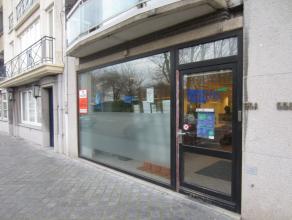 Hendrik Serruyslaan Oostende, 110 m², zeer goede straatimpact, ideaal voor kantoor of vrij beroep, alle info op kantoor!