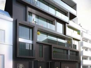 Nieuwbouwappartement gelegen op de 3e verdieping van residentie Lombatello en omvattende met ruime woonkamer die uitgeeft op het terras, open ingerich