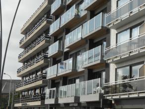 Een prachtig nieuwbouwappartement op het Stationsplein van Blankenberge. Het appartement is afgewerkt met onderhoudsvriendelijke en luxueuze materiale