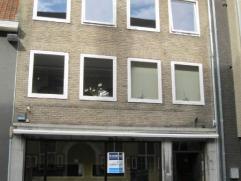Ruim handelspand gelegen in centrum van Gistel. Bestaande uit handelsruimte, directiebureau, keuken, sanitair, berging en kelder.  TOPLIGGING!