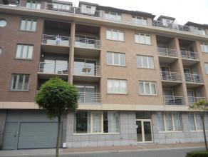 Het appartement heeft de volgende indeling:ruime inkomhall;zonnige woonkamer met aansluitend terras;aparte volledig geïnstalleerde keuken;badkame