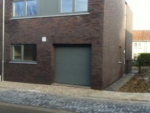 nieuwbouw verkavelingsproject Merlijn te Esen, 37 perfect afgewerkte woningen van halfopen bebouwing. De woningen voldoen aan de strengste isolatiewaa