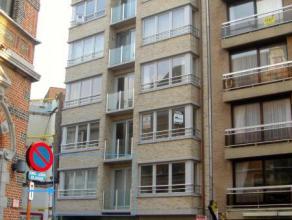Prachtig ongemeubeld nieuwbouwappartement voorzien van alle comfort op de 5de verdieping in een residentie met lift in het hartje van Blankenberge - o