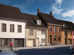 Centraal gelegen nieuwbouwproject te Diksmuide met zongerichte tuin.De woning omvat ruime living, open keuken,3 slaapkamers + badkamer. Ook met garage