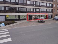 Centraal gelegen woonappartement (160 m²). Ruime parking voor de deur, toegang achteraan uitgevend op park. Momenteel kantoorruimte. Omvat