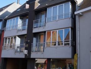 Ruim lichtrijk duplex-appartement op derde verdiep. Bestaande uit: grote living met open ingerichte keuken, apart toilet, 2 slaapkamers, badkamer met