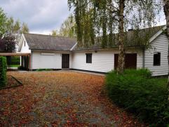 Gezellige en rustig gelegen bungalow met ruime tuin.