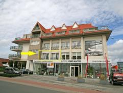 Triniteyt 0107 - Recent appartement gelegen tussen Nieuwpoort Bad en Stad op 1 km van het strand. Indeling: aangename woonkamer met kitchenette. Ruime