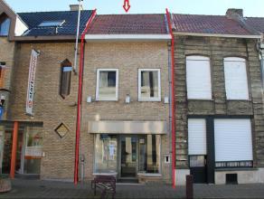Instapklaar handelspand voor kantoren, burelen,... gelegen op een steenworp van de stadsdiensten in Seylsteen en de Grote Markt - kelder - GLVL.: ontv
